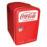 Black Friday Koolatron KWC-4 Coca-Cola Personal 6-Can Mini Fridge